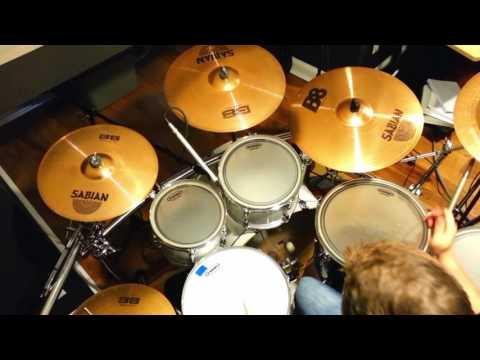 Forever (Kari Jobe) - Drum Cover by Matthew Rider