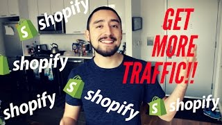 Get More Traffic To Your Shopify Store With Content Marketing