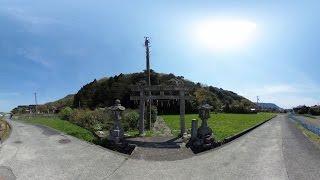真幡木神社 トットリ街歩き