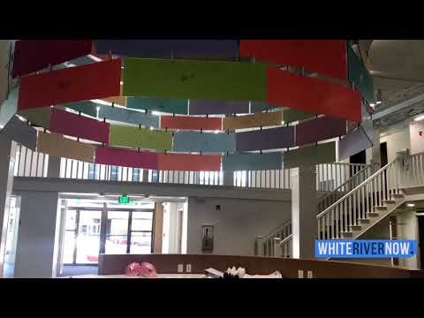 VIDEO TOUR: Independence County Library In Batesville, AR - Opening June 2018