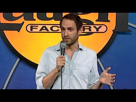 Aaron Weaver - Talking To Women (Stand Up Comedy)