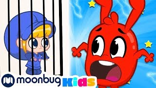 Mila In JAIL!! - My Magic Pet Morphle | Cartoons For Kids | Morphle TV | Mila and Morphle ABCs 123s