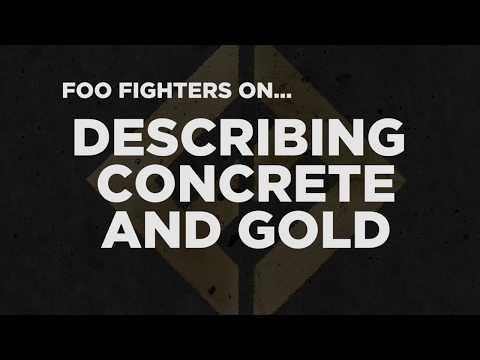 Baixar Foo Fighters on Describing the Concrete And Gold album