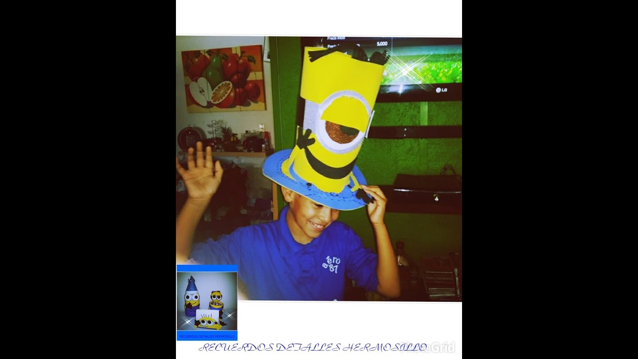 Funny Hats For Kids To Make