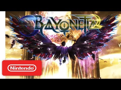 Bayonetta 2 Short Trailer - Nintendo Switch