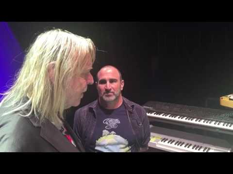 Rick Wakeman gives a tour of his 2016 ARW rig, part 1 (11/22/16)