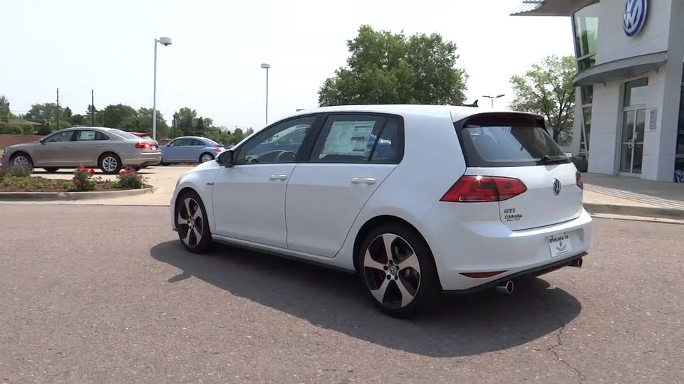 2016 Volkswagen Golf Fort Collins >> 2016 Volkswagen Golf Gti Denver Aurora Lakewood Littleton Fort