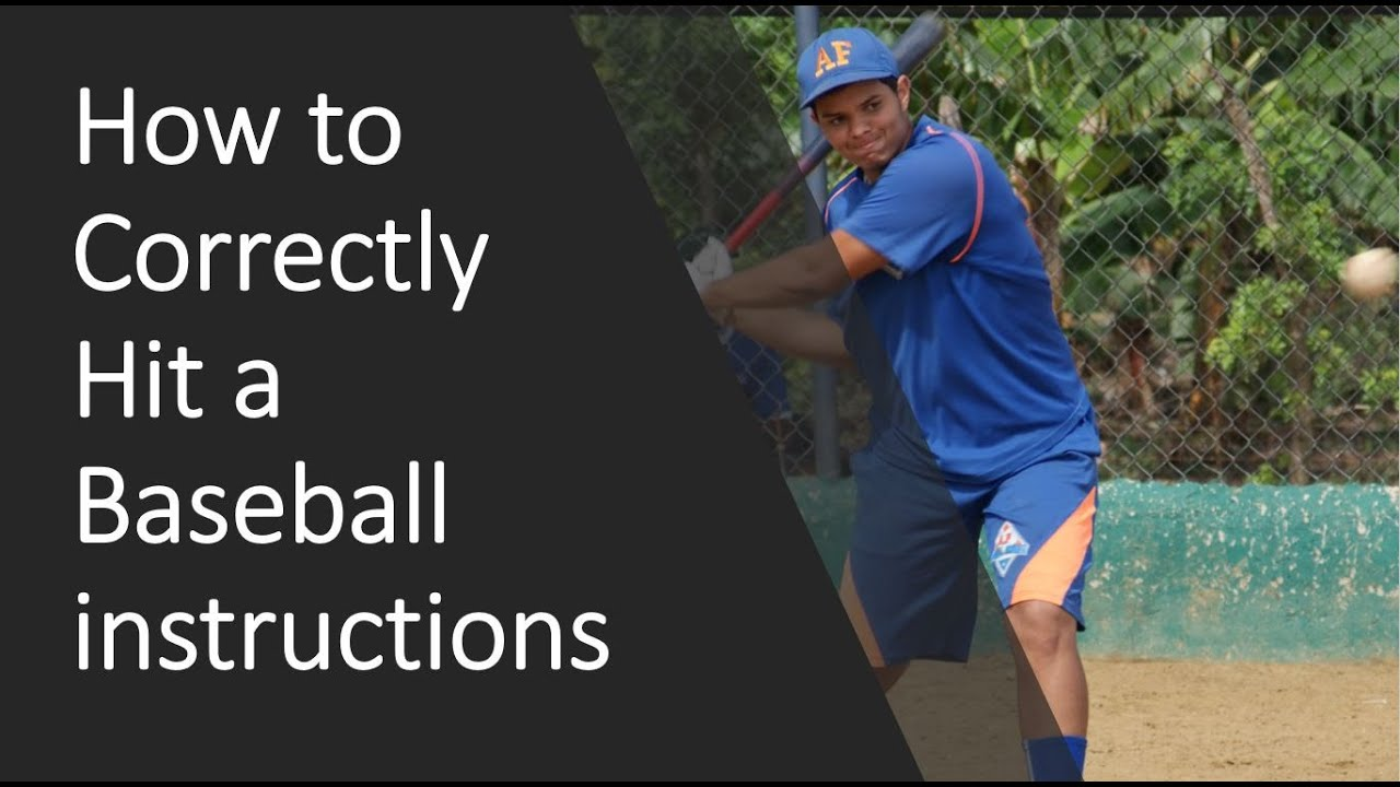 how to hit a baseball In baseball, a hit is when a player (called the batter or batsman) who is trying to hit the ball that is thrown (or pitched) by the thrower (called the pitcher) hits.