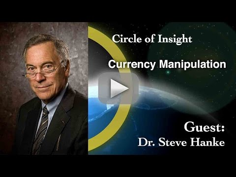What is Currency Manipulation?
