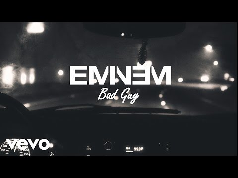 Eminem  Bad Guy Music Explicit