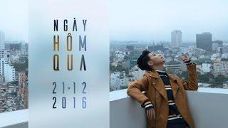 [Lyrics Video] Ngày Hôm Qua - Vũ Cát Tường