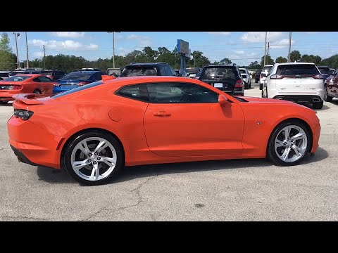 2019 Chevrolet Camaro Lakeland, Lake Wales, Winter Haven, Kissimmee, Sebring, FL 98105023