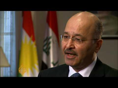 Kirkuk tensions threaten Iraq