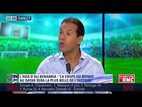 Ali Benarbia nous explique pourquoi la Coupe du Monde au Qatar sera la plus belle de l'histoire