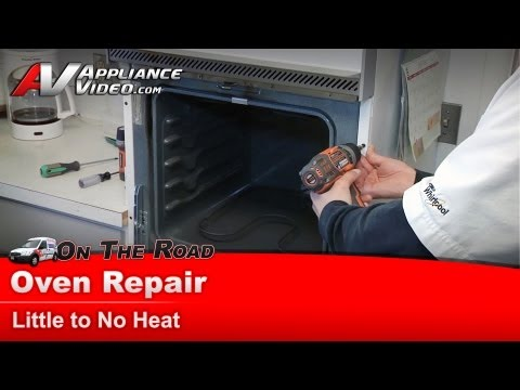GE, Hotpoint &  RCA - Wall Oven Diagnostic - Not heating - JRP150P1G