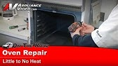 GE Electric Range/Oven Sensor Replacement #WB21T10007 - YouTube