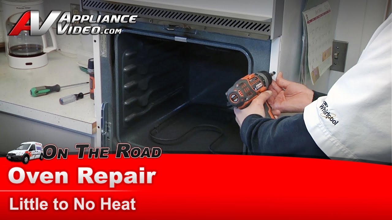 Hotpoint Oven Heating Element Replacement Ge Hotpoint Rca Wall Oven Diagnostic Not Heating