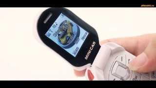 "Телефон на 2 сим-карты ""Mini Car"""