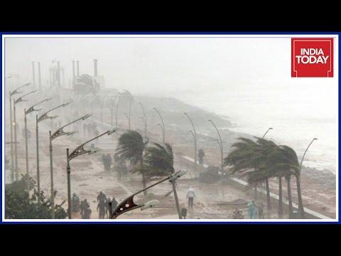 Cyclone Vardah Hits Tamil Nadu ; Widespread Damage Affected