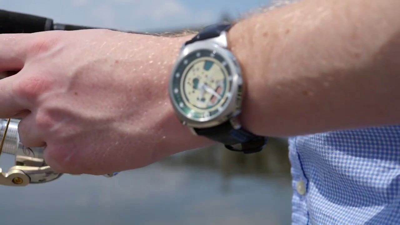 d18682f42 Bulova 97A155 Men's Accutron II Alpha Watch Review - YouTube