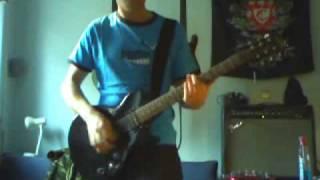 Ektomorf - Fuck You All (Guitar Cover)