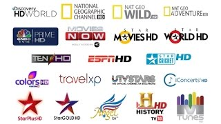 watch channels for free