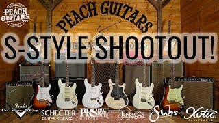 Download SSS Strat Shootout : How do 5 boutique alternatives stack up against the original?