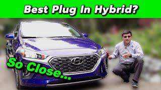 Does Adding A Plug Make This The Best Compact Car? 2020 Hyundai Ioniq PHEV