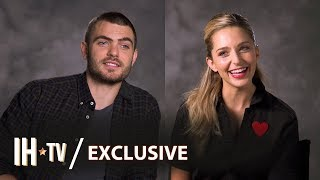 Forever My Girl (2018) Jessica Rothe & Alex Roe - Exclusive Interview
