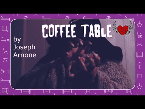 Monologue Monday Coffee Table Joseph Arnone Unknown Playwrights