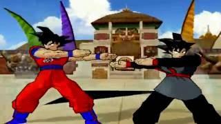 Goku and Black Goku Fusion Into?!