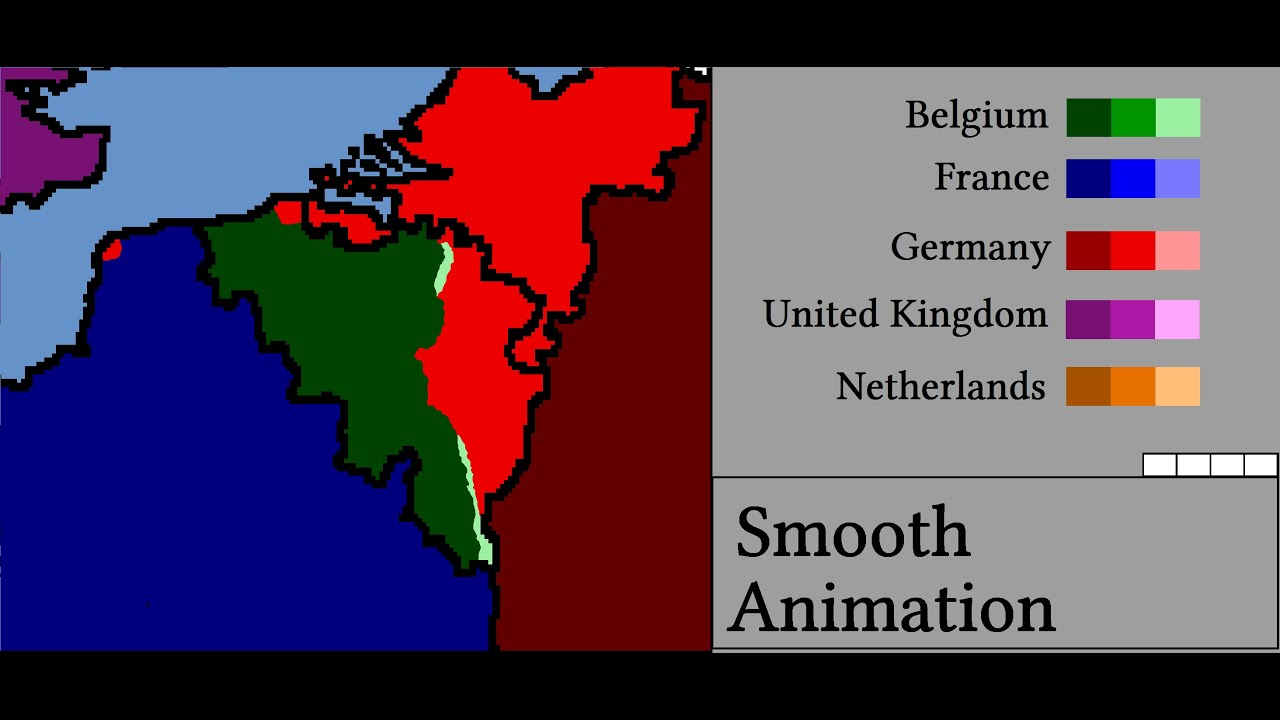 Smooth animation of liberation of belgium in world war ii youtube smooth animation of liberation of belgium in world war ii gumiabroncs Image collections