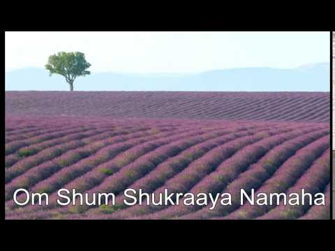 Venus/Shukra mantra - Om Shum Shukraya Namaha 108x