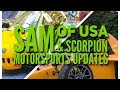 Let's Talk Cars: SAM of USA and Scorpion Motorsports Update