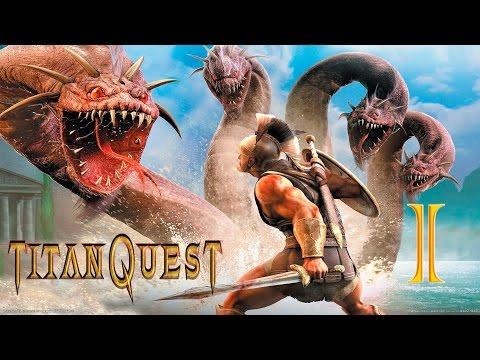 Прохождение Titan Quest - Древняя Греция #1
