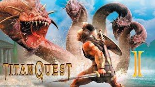 видео Прохождение игры Titan Quest: Immortal Throne