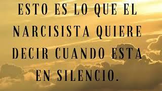 Download lagu ESTO ES LO QUE EL NARCISISTA QUIERE DECIR CUANDO ESTA EN SILENCIO
