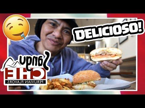 🤤🥙 PERUVIAN SANDWICHES - SANGUCHE - REVIEW - BAMS FOOD BUCKET LIST - PBAM VLOGS