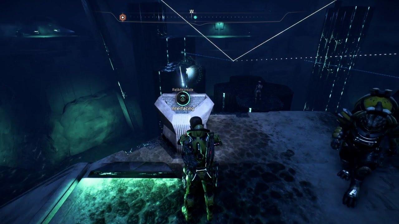 X5 Ghost Mass Effect Andromeda: Elaaden Relikt-Gewölbe: Das