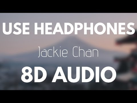 Tiësto, Dzeko, Post Malone & Preme - Jackie Chan (8D AUDIO)