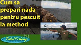 Cum se pregateste nada pentru pescuit la method feeder