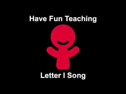 Letter I Song (Learn the Letter I for Kids - Audio)