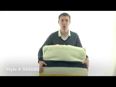 Genuine Hudson Bay 8 Point King Size Multi Stripe Blanket Style 995080