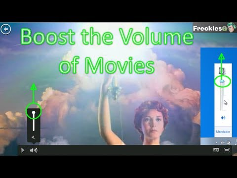 How to Boost the volume of Movies on Netflix