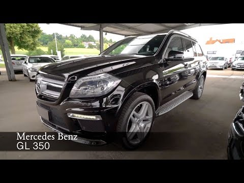 Mercedes Benz GL 350 BlueTEC 2014 г