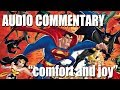 Justice League Animated & X-Men Evolution: Audio Commentary