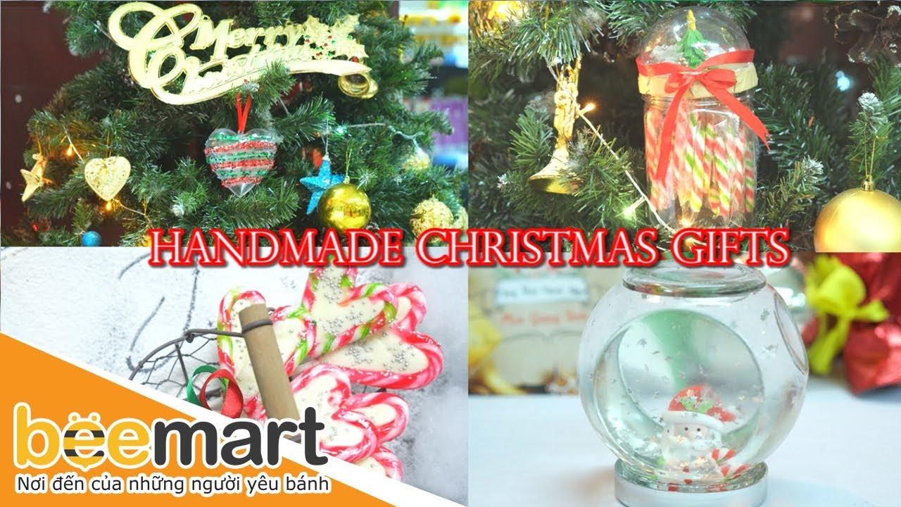 4 món quà handmade Giáng sinh (Handmade Christmas gifts) – BEEMART