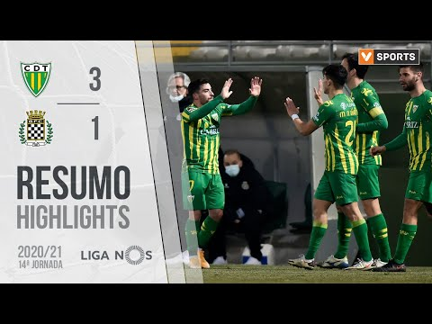 Tondela Boavista Goals And Highlights