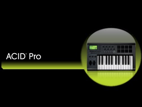 How to download Acid Pro 7 for free