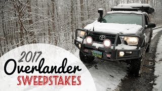 The Overlander Sweepstakes